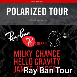 Ray Ban Polarized Tour